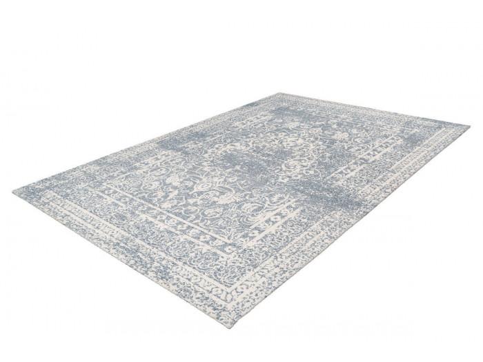 Tapis VINTO Crème / Bleu 160cm x 230cm