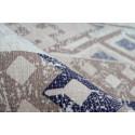 Tapis APACHE Multicolor / Bleu 120cm x 170cm4