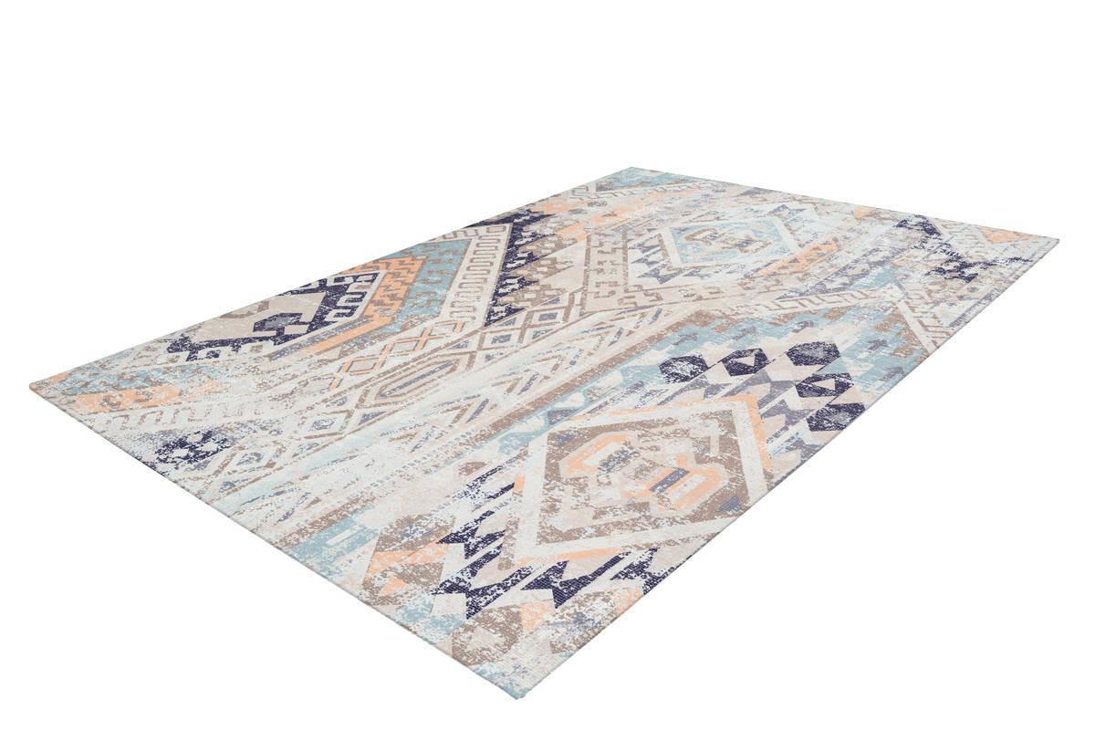 Tapis APACHE Multicolor / Bleu 200cm x 290cm2