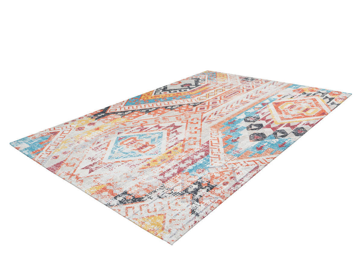 Tapis APACHE Multicolor / Orange 160cm x 230cm