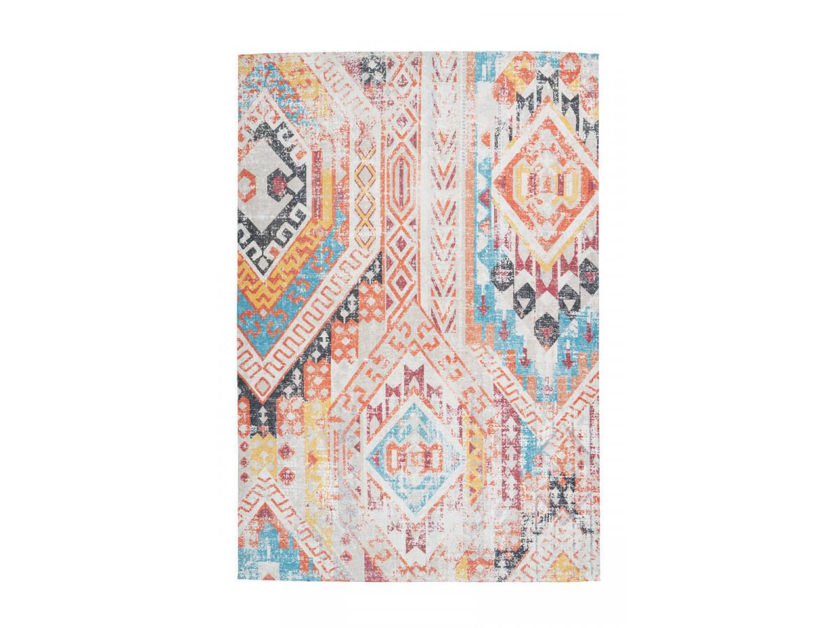 Tapis APACHE Multicolor / Orange 200cm x 290cm3