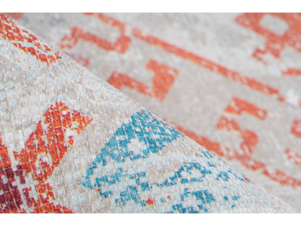Tapis APACHE Multicolor / Orange 200cm x 290cm4