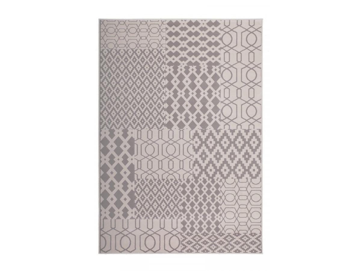 Tapis IRMA Multicolor / Taupe 80cm x 150cm3