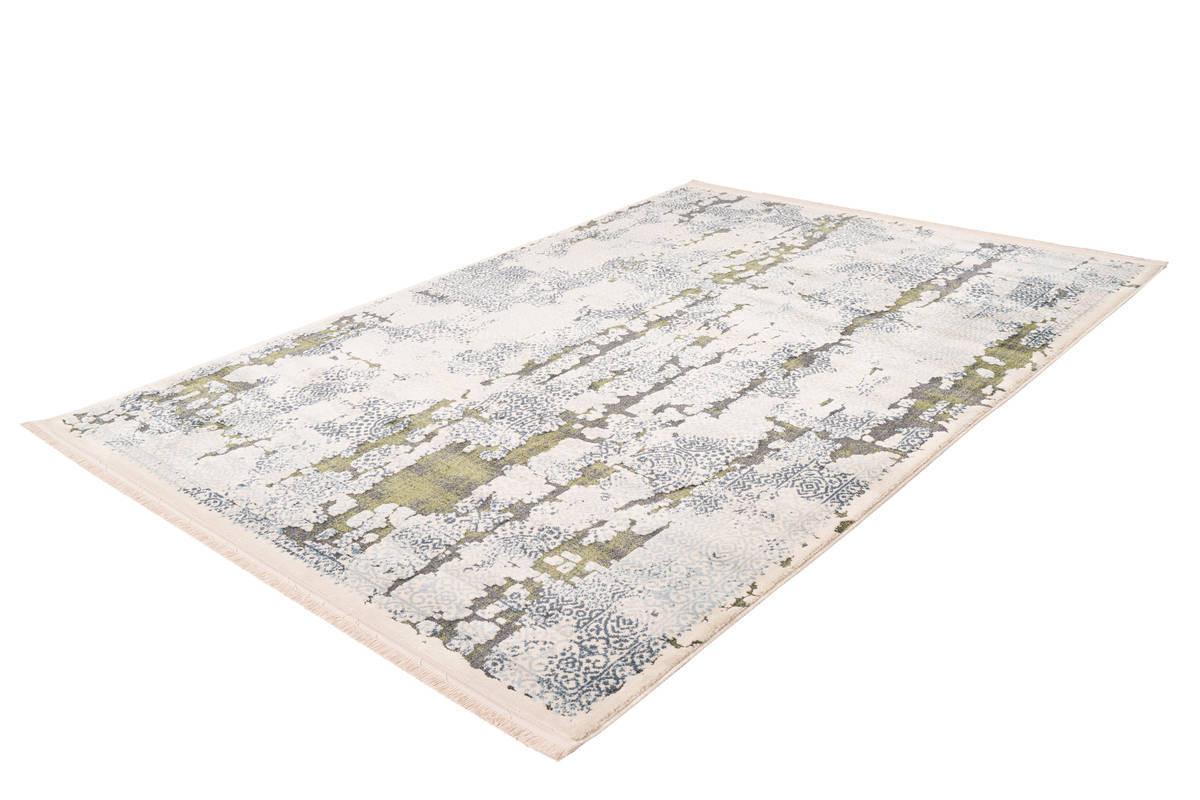 Tapis TENZO Gris /Vert 80cm x 150cm2