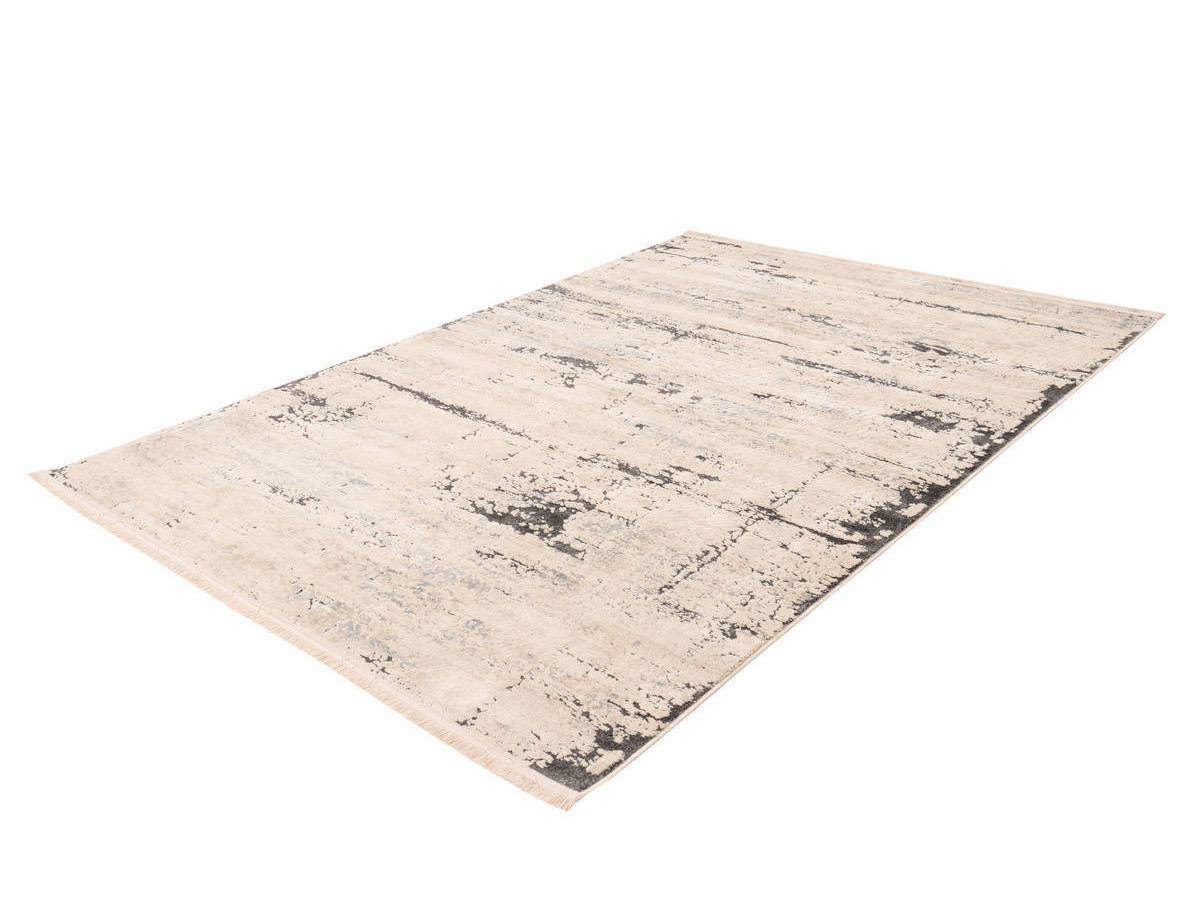 Tapis TENZO Gris / Anthracite 160cm x 230cm