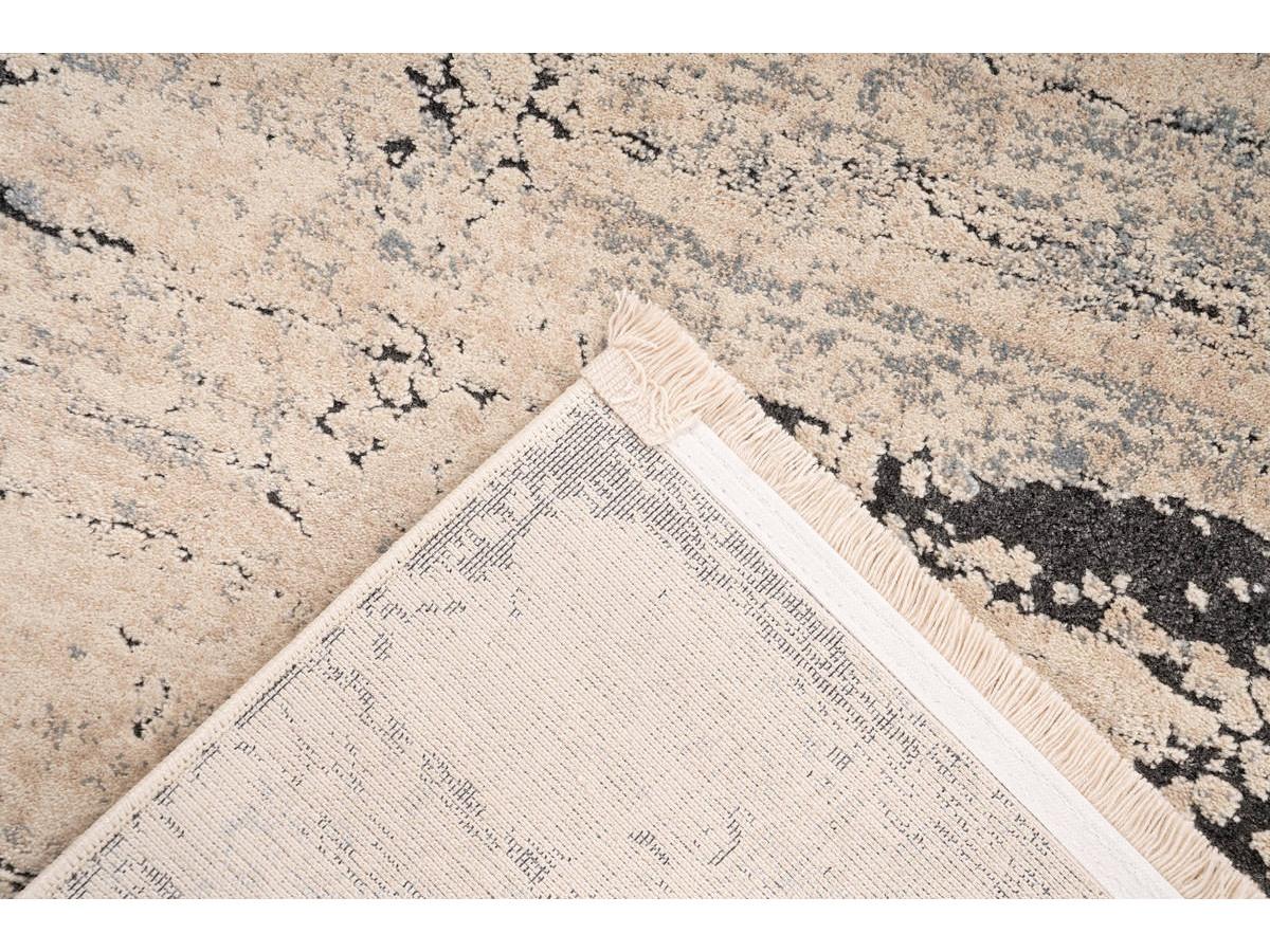 Tapis TENZO Gris / Anthracite 160cm x 230cm5