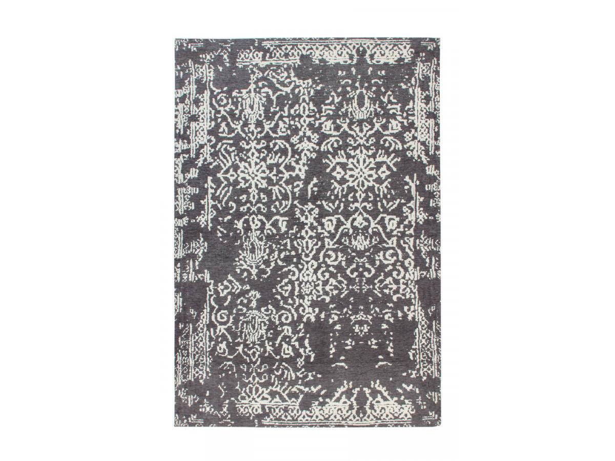 Tapis KADIX Gris / Anthracite 155cm x 230cm3