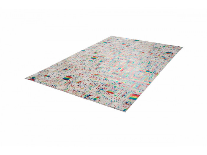 Tapis KIMI Ivoire / Multicolor 200cm x 290cm