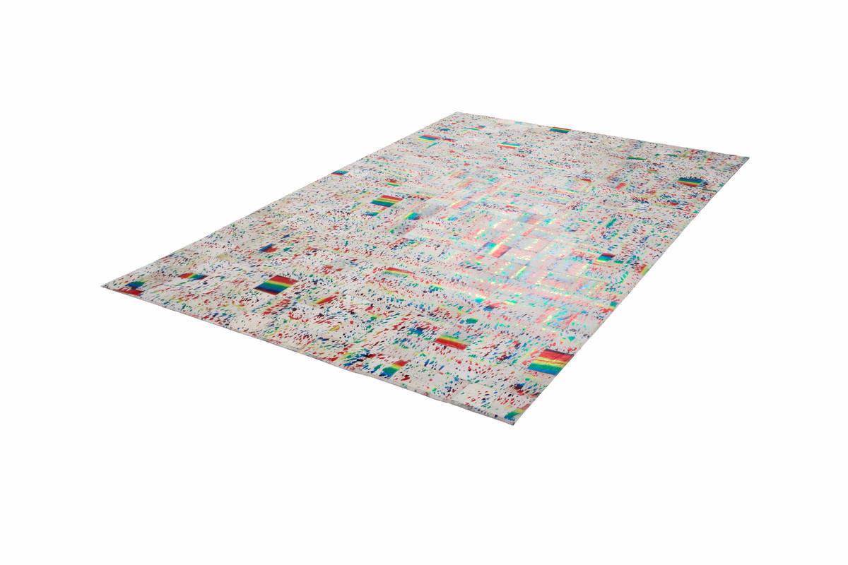 Tapis KIMI Ivoire / Multicolor 80cm x 150cm2