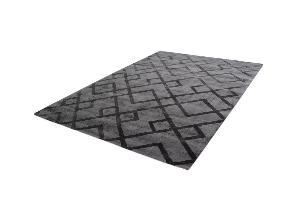 Tapis VENITTO Gris / Anthracite 80cm x 150cmx