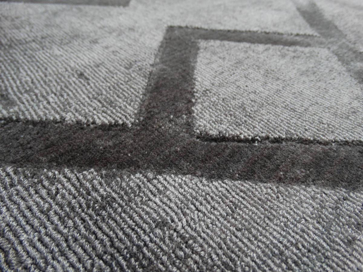 Tapis VENITTO Gris / Anthracite 80cm x 150cmx4