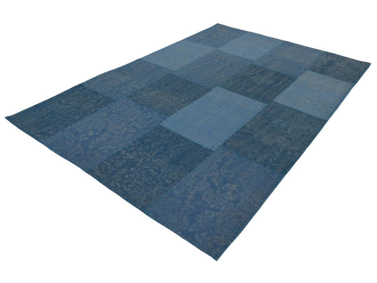 Tapis MISSO Multicolor / Bleu 120cm x 170cmx