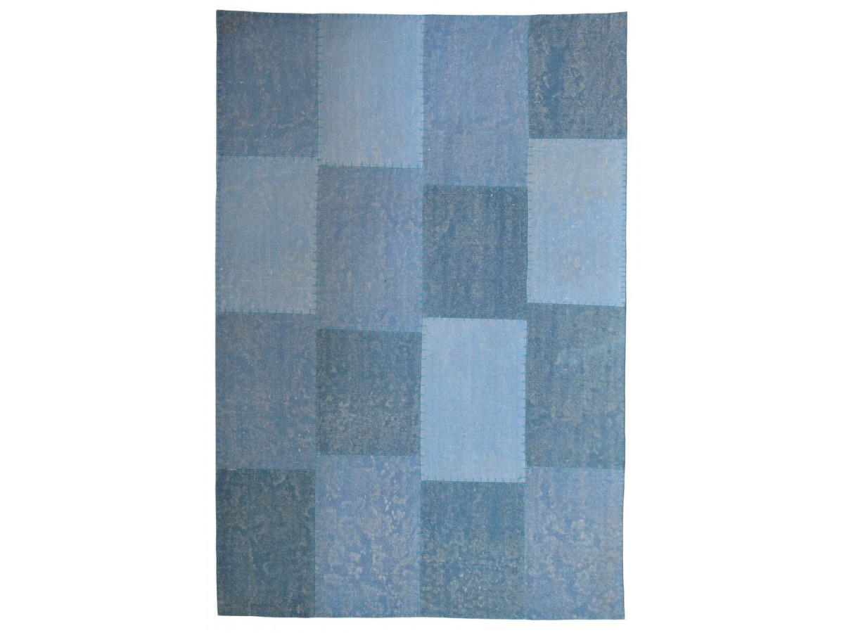 Tapis MISSO Multicolor / Bleu 200cm x 290cmx2