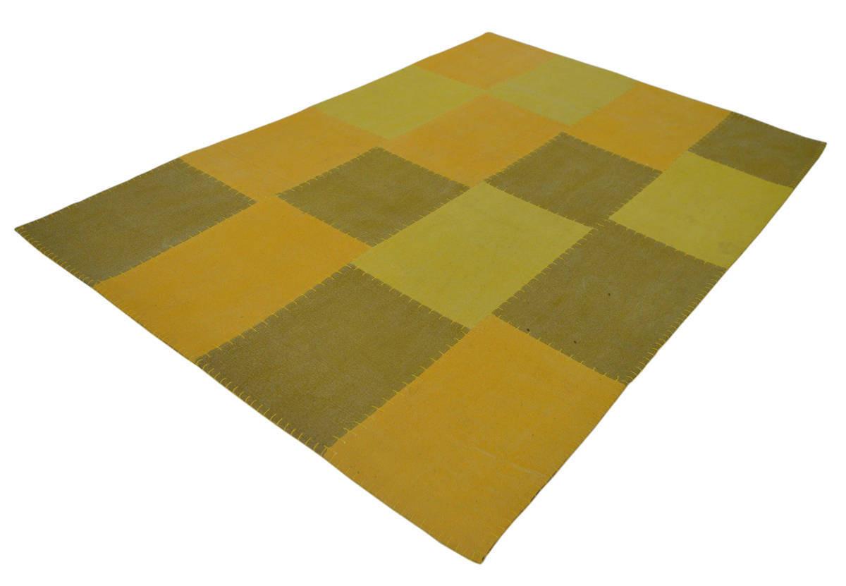 Tapis MISSO Multicolor / Jaune 160cm x 230cmx1