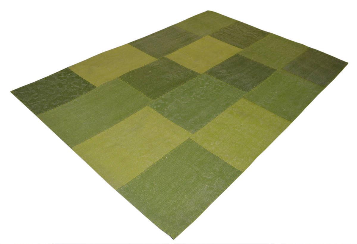 Tapis MISSO Multicolor /Vert 120cm x 170cmx1