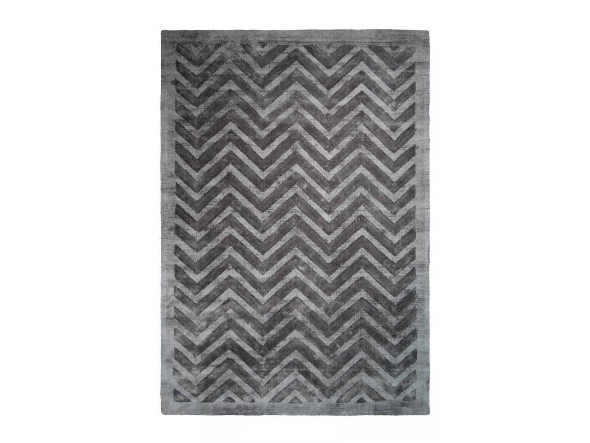 Tapis VENITTO Gris / Anthracite 160cm x 230cm