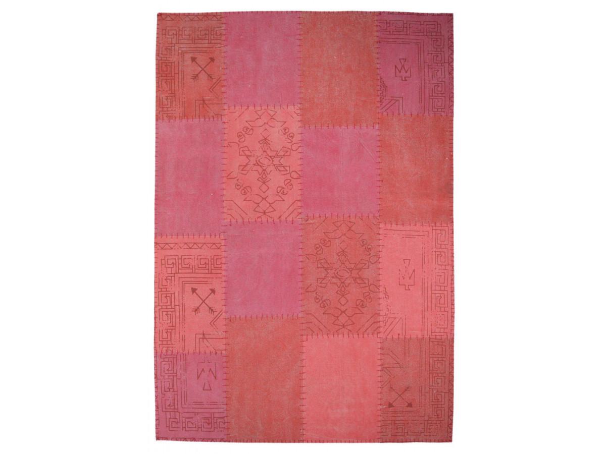 Tapis MISSO Multicolore / Rouge 80cm x 150cm