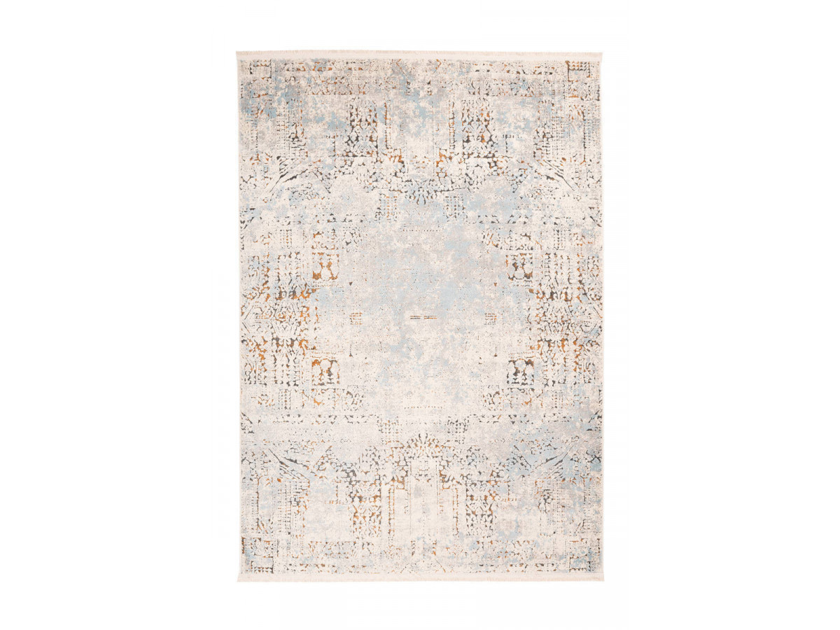 Tapis TENZO Multicolor / RostRouge 80cm x 150cm
