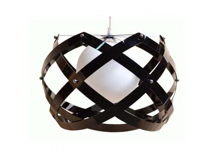 Suspension métal MICHIGAN Noir