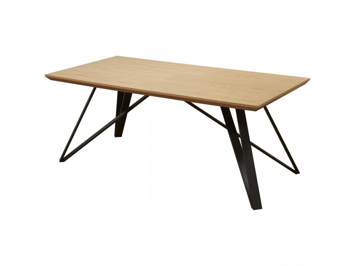 Table basse design Octavia Bois naturel