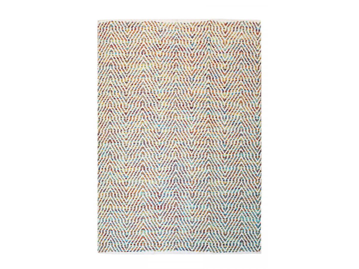 Tapis d'extérieur HANSA Multcolor / Rouge 120cm x 170cm