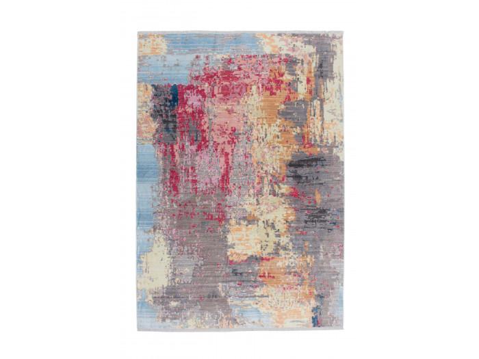 Tapis FONZY Multicolor / Bleu / Rouge / Jaune 120cm x 180cm