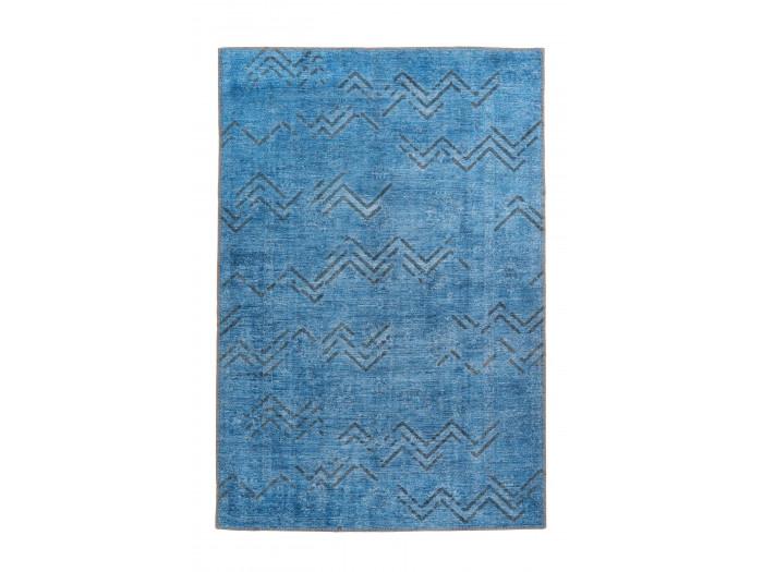 Tapis FONZY Bleu 80cm x 150cm