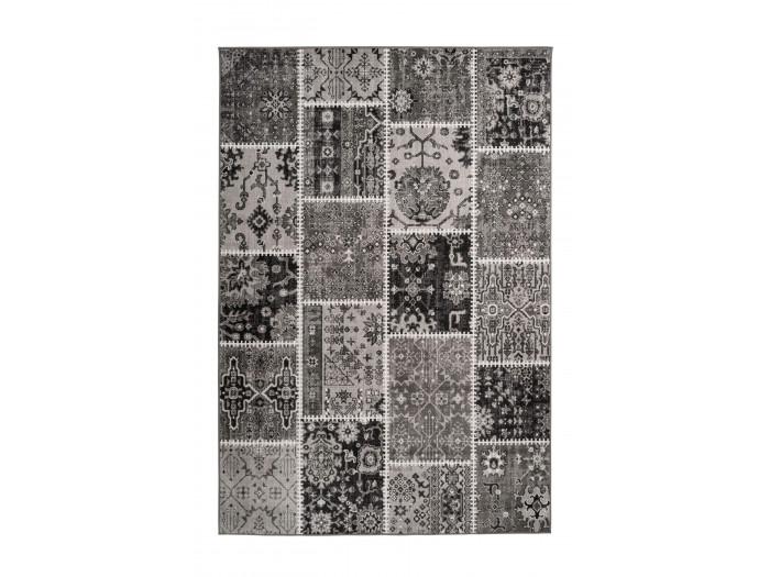 Tapis STINSON Gris clair / Gris foncé 200cm x 290cm