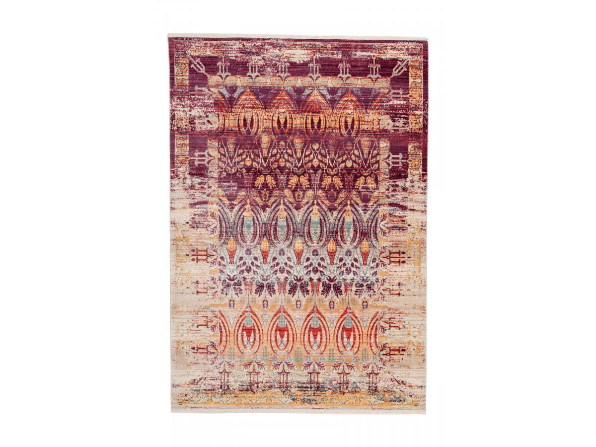 Tapis FAKIR Multicolor / Rouge / Jaune 160cm x 230cm