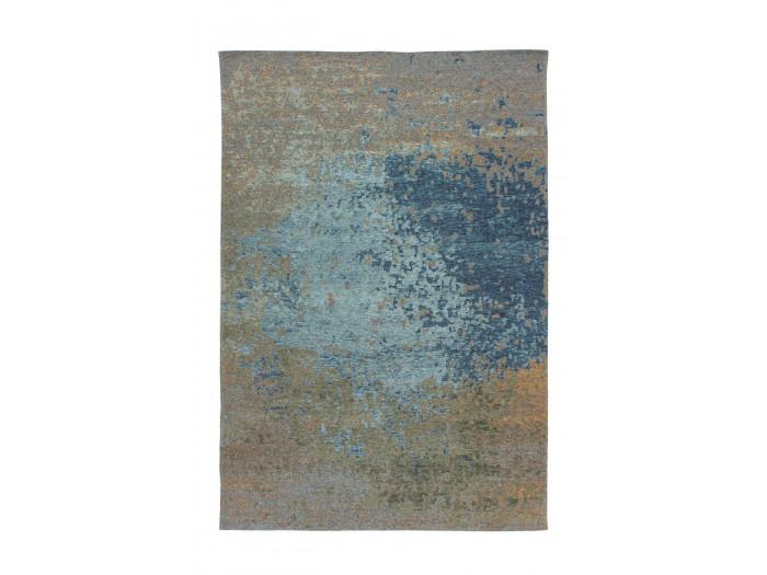 Tapis SALOMA Multicolor / Bleu 195cm x 290cm