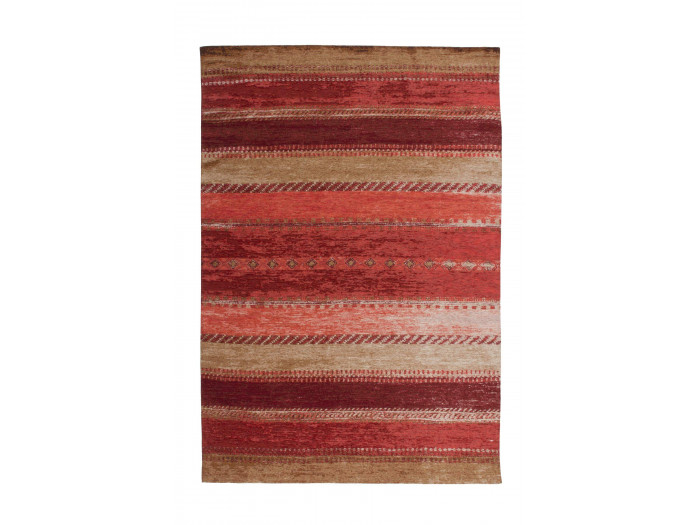Tapis SALOMA Multicolor / Rouge 75cm x 150cm