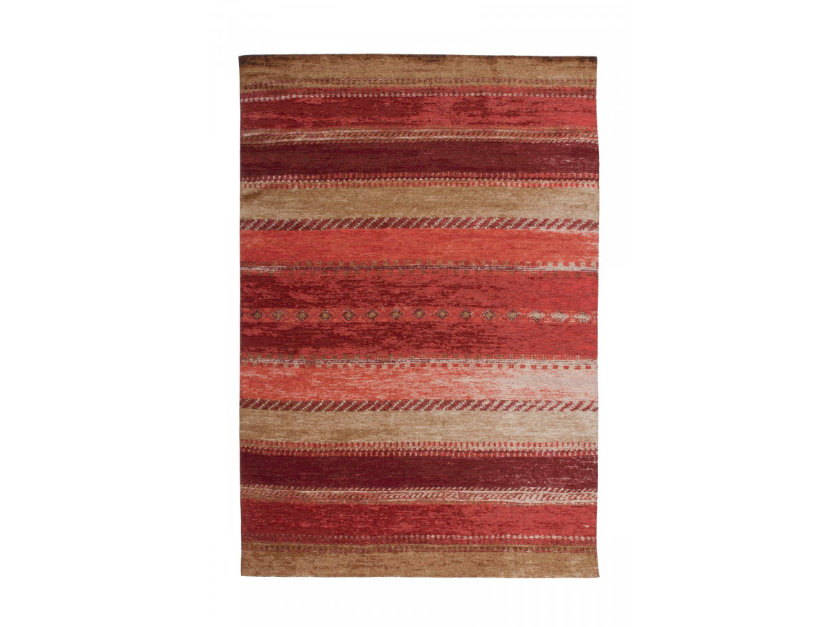 Tapis SALOMA Multicolor / Rouge 75cm x 150cm