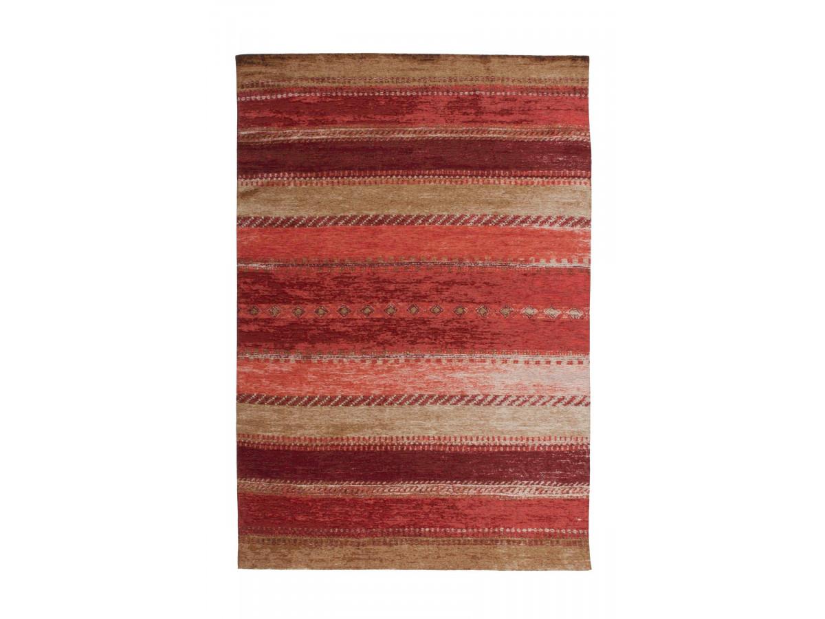 Tapis SALOMA Multicolor / Rouge 155cm x 230cm