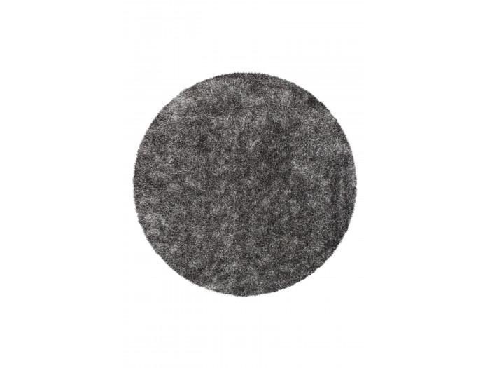 Tapis MIRENA Gris / Blanc Ø 120cm