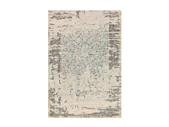 Tapis SHABBY Gris / Vert 120cm x 180cm