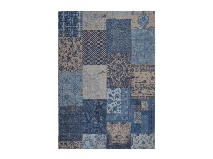 Tapis RIVKA Bleu 160cm x 230cm