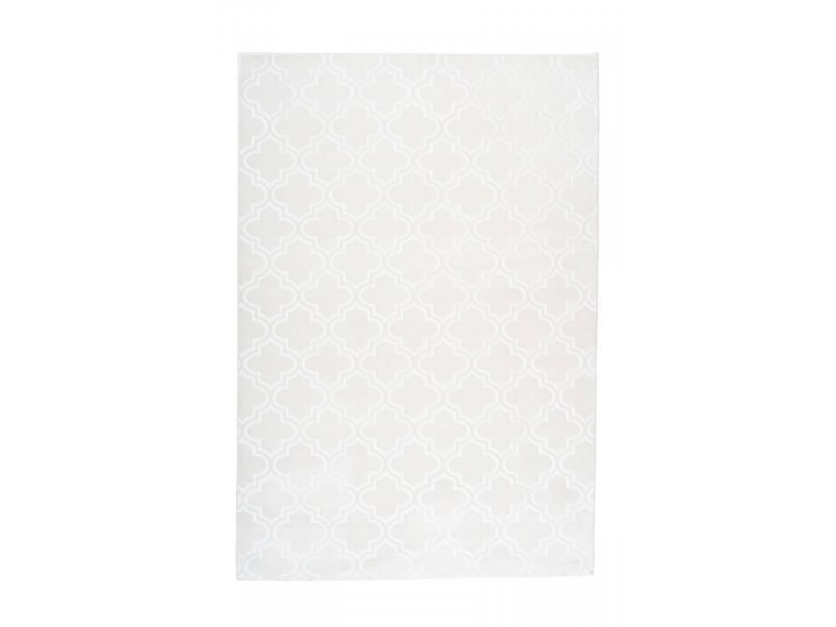 Tapis PALCIO Blanc 200cm x 290cm