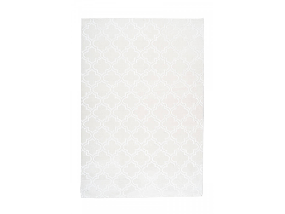 Tapis PALCIO Blanc 160cm x 230cm