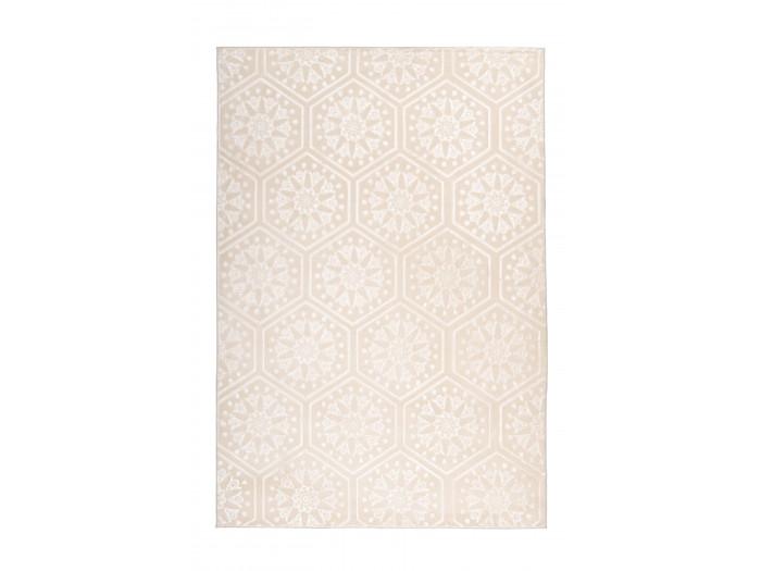 Tapis FLORETTA Crème 160cm x 230cm