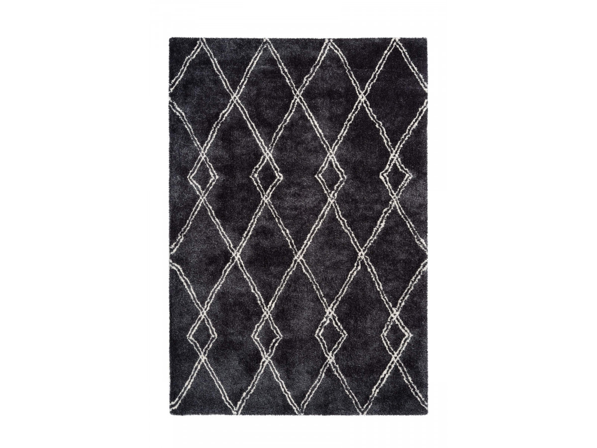Tapis DIAMENT Anthracite 80cm x 150cm