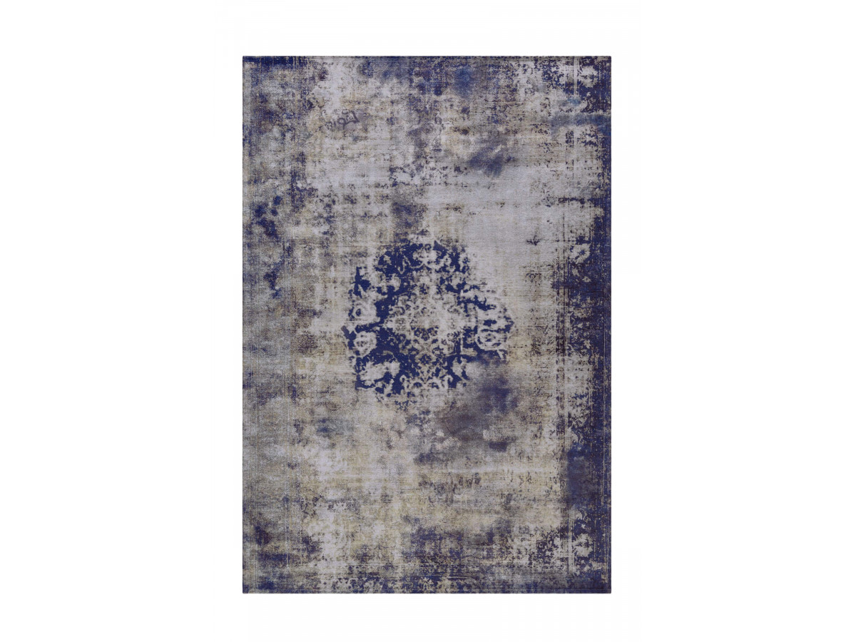 Tapis YAEL Bleu violet 160cm x 230cm
