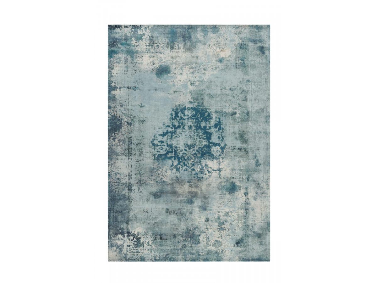 Tapis YAEL Bleu pétrole 160cm x 230cm