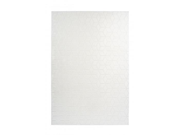 Tapis SIGMA Blanc 80cm x 150cm
