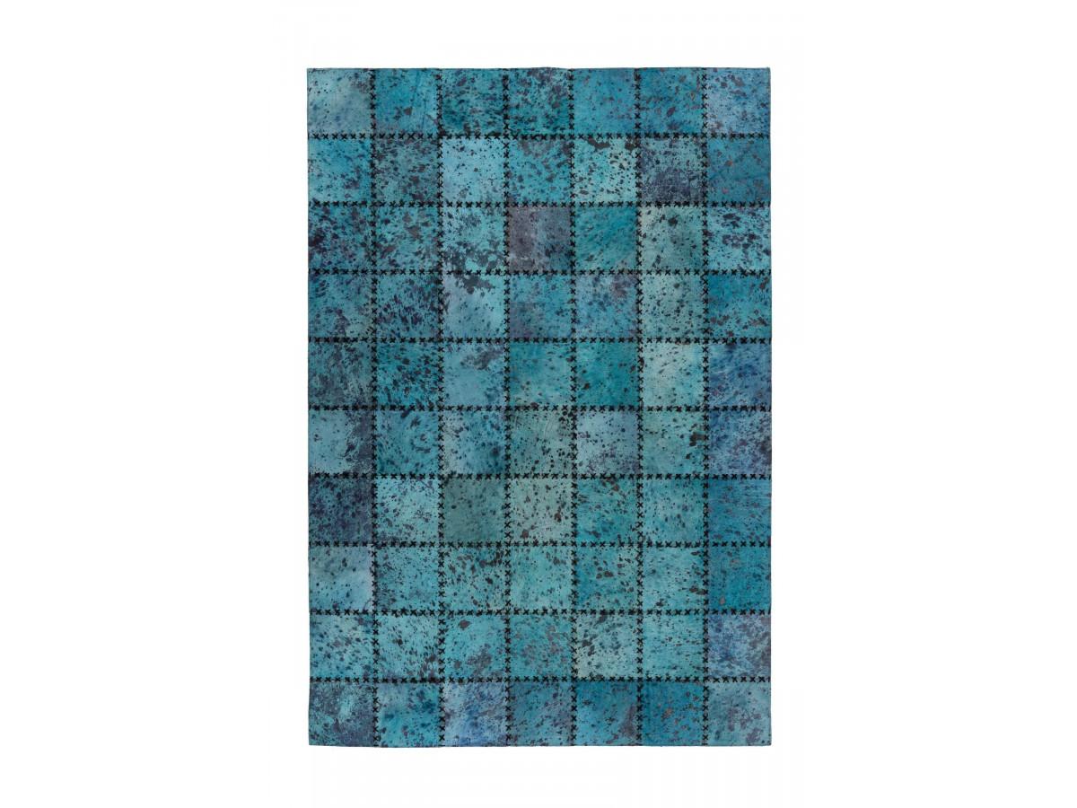 Tapis OTAWA Bleu 120cm x 180cm