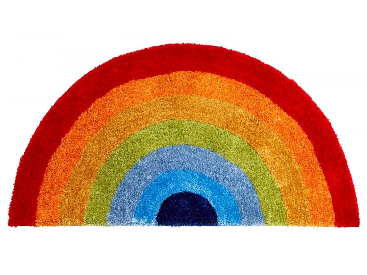Tapis ROZENN KID Multicolor 70 x 140