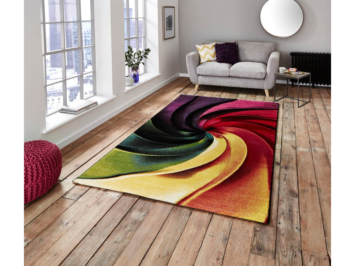 Tapis SUNSET 7 Multicolor 120 x 170