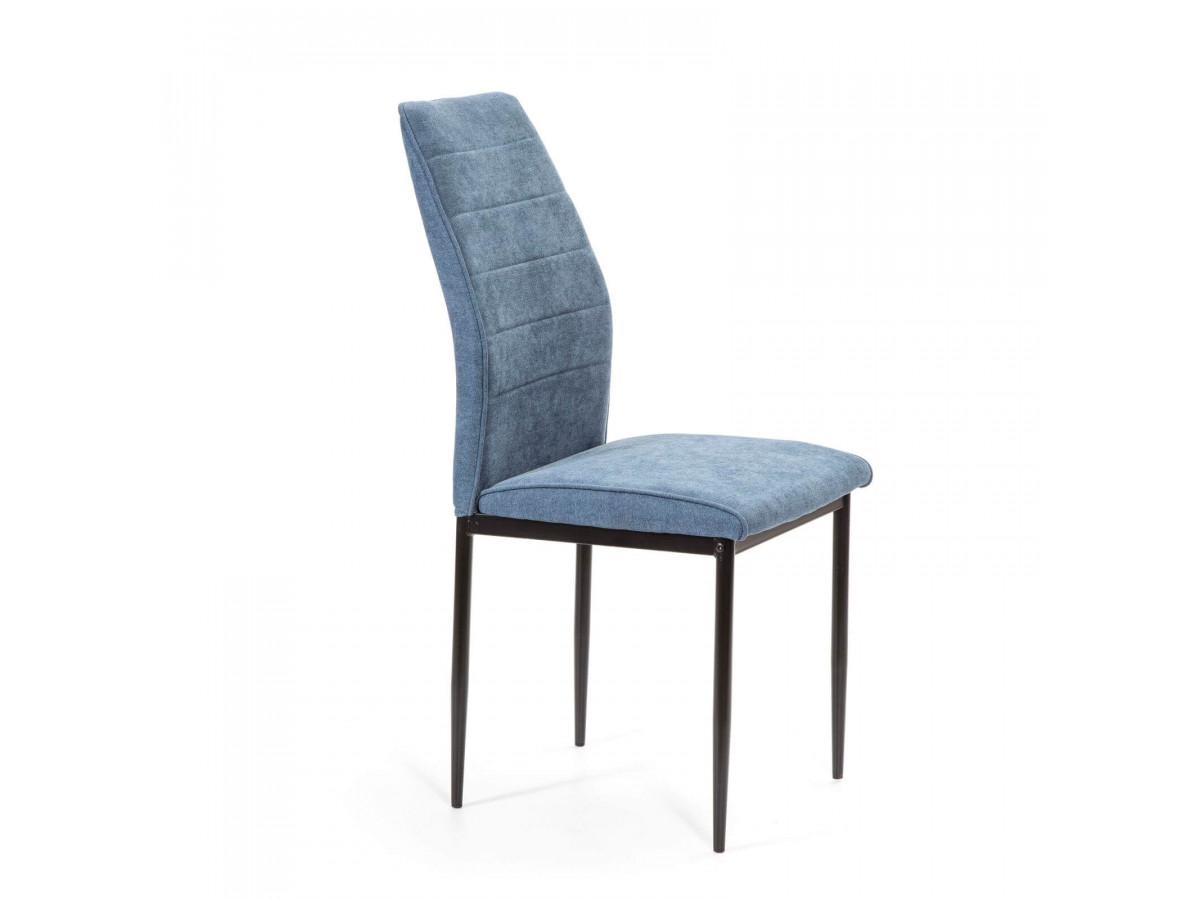 Ensemble de 4 chaises POLTI Bleu