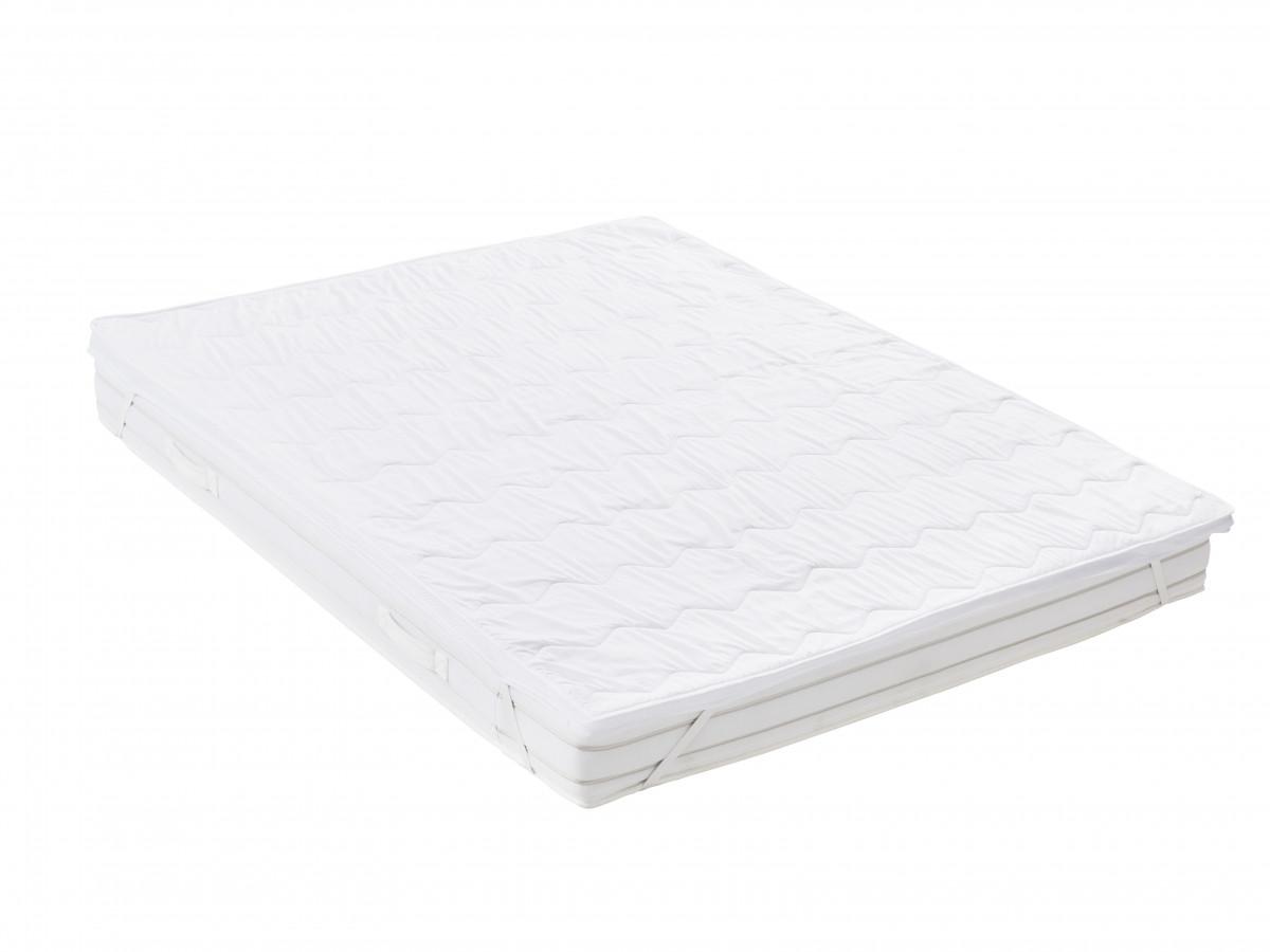Surmatelas MALABO 3D 100% micro polyester 90x200 cm