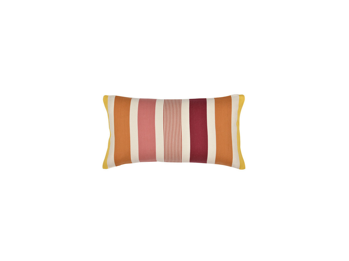 Coussin rectangulaire GARLIN Orange