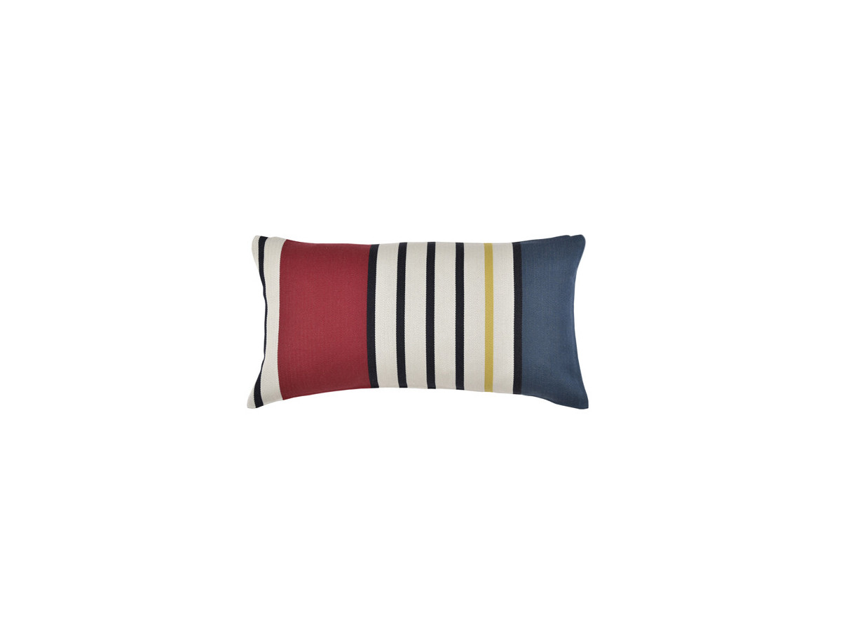 Coussin rectangulaire GOUTS Rouge